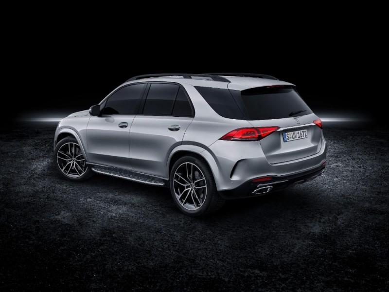 Novo Mercedes GLE