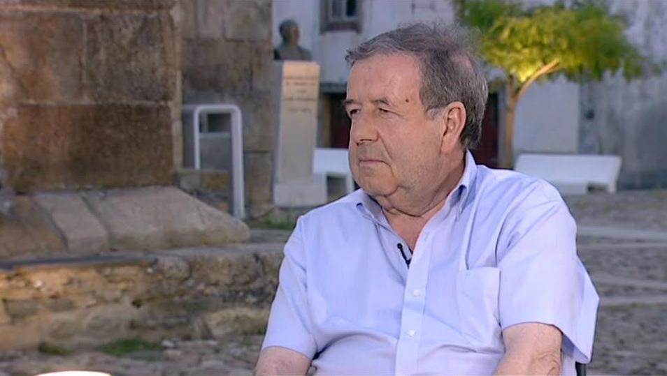 Valdemar Alves - presidente da Câmara de Pedrógão Grande