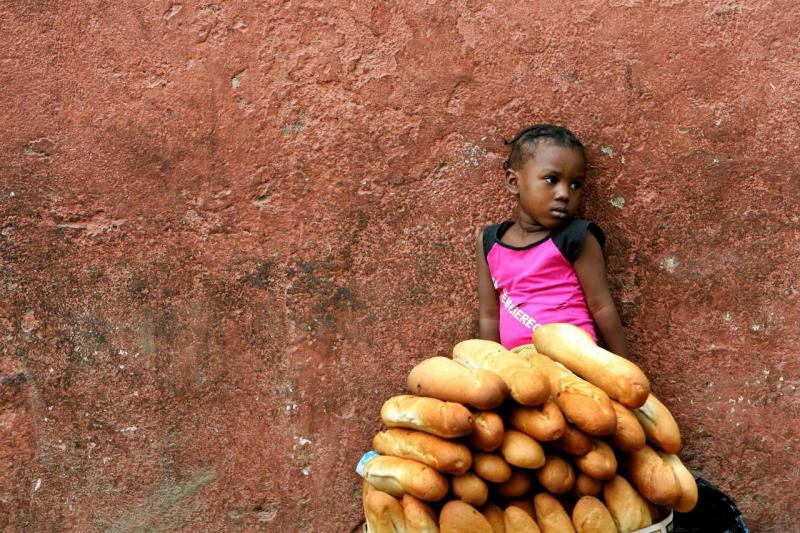 Angola - criança
