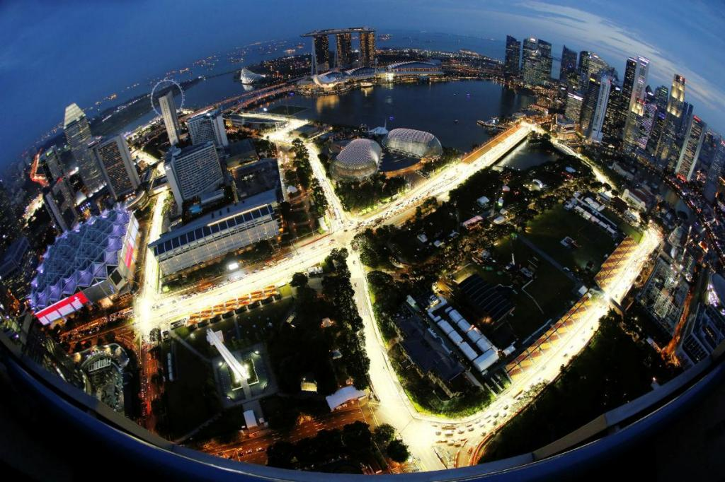 Marina Bay (Reuters)