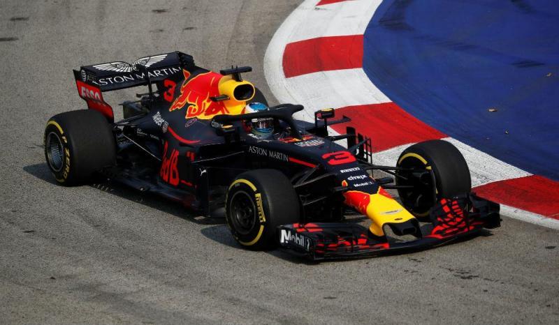 Daniel Ricciardo (Reuters)