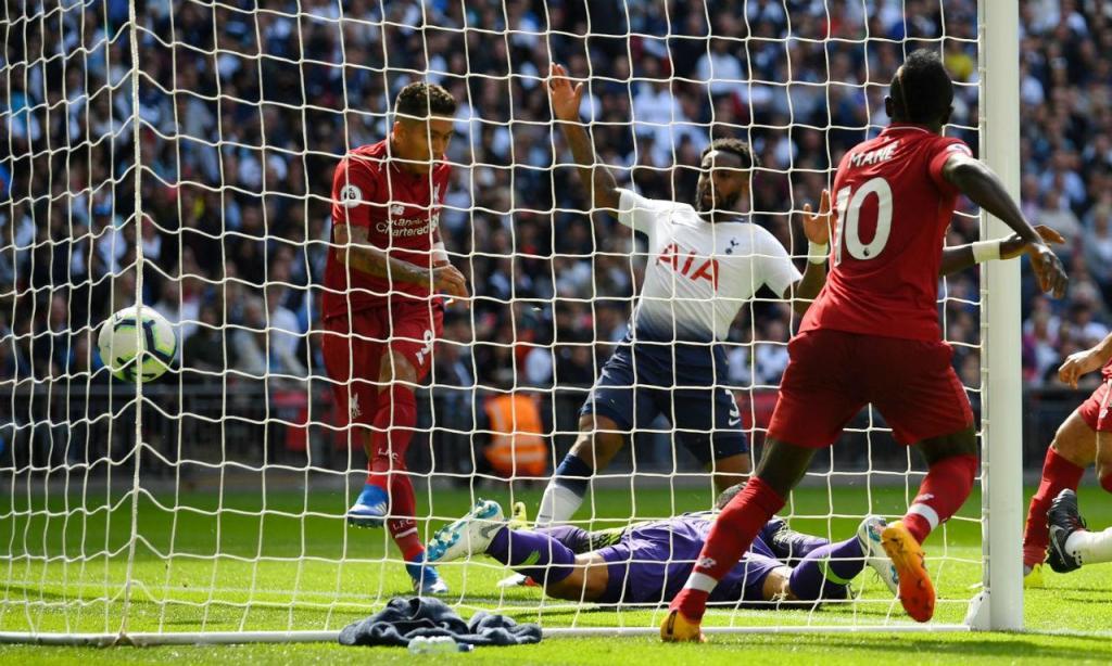 Tottenham-Liverpool - Reuters