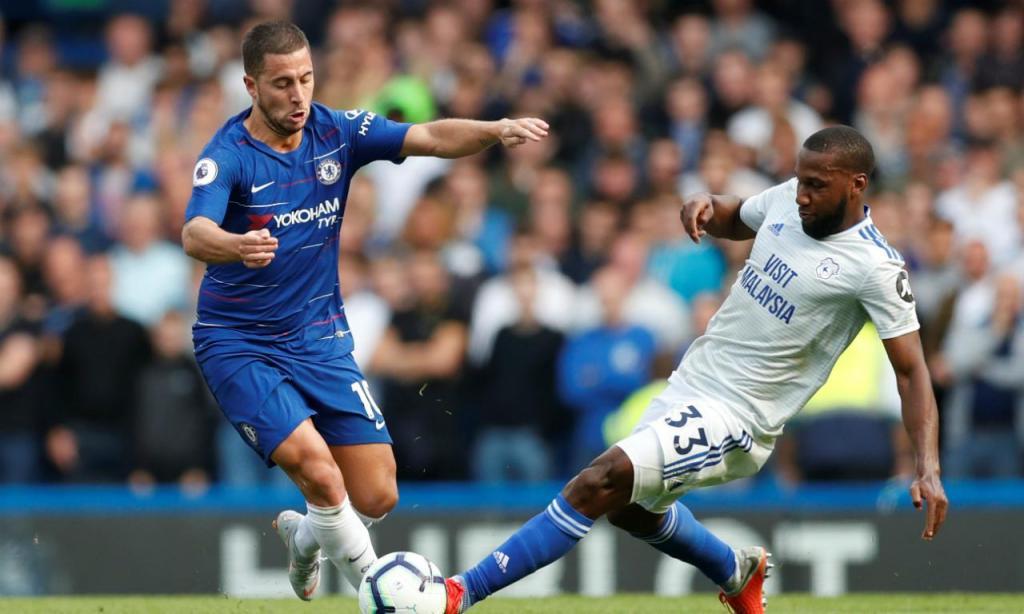 Chelsea-Cardiff City