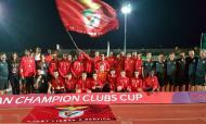 Atletismo: Benfica é campeão da Europa de juniores