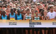 Meia Maratona do Porto (MANUEL FERNANDO ARAÙJO/LUSA)