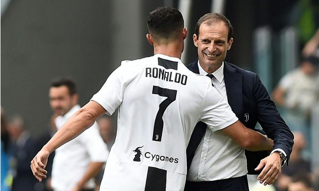Juventus-Sassuolo (REUTERS/Massimo Pinca)