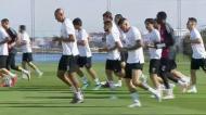 Benfica ultima preparação para o Bayern com Jonas