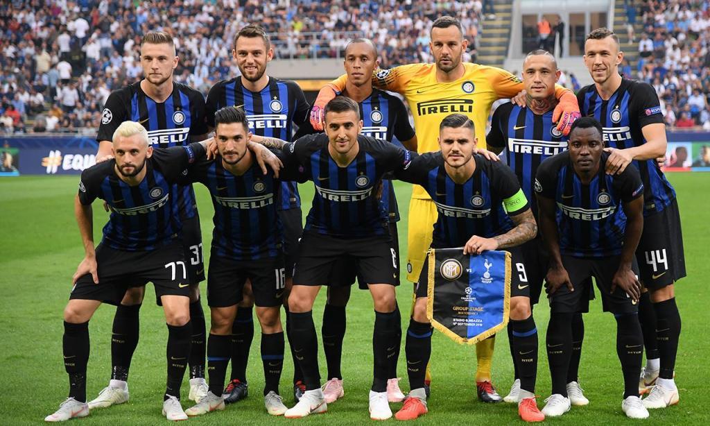 Itália: Inter anuncia renovação com seis (!) jogadores ...