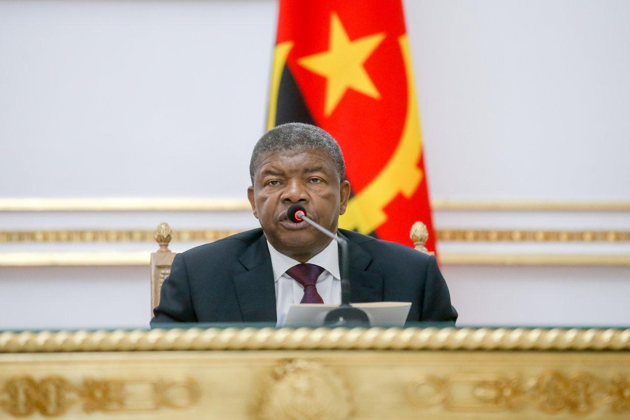 João Lourenço - Angola