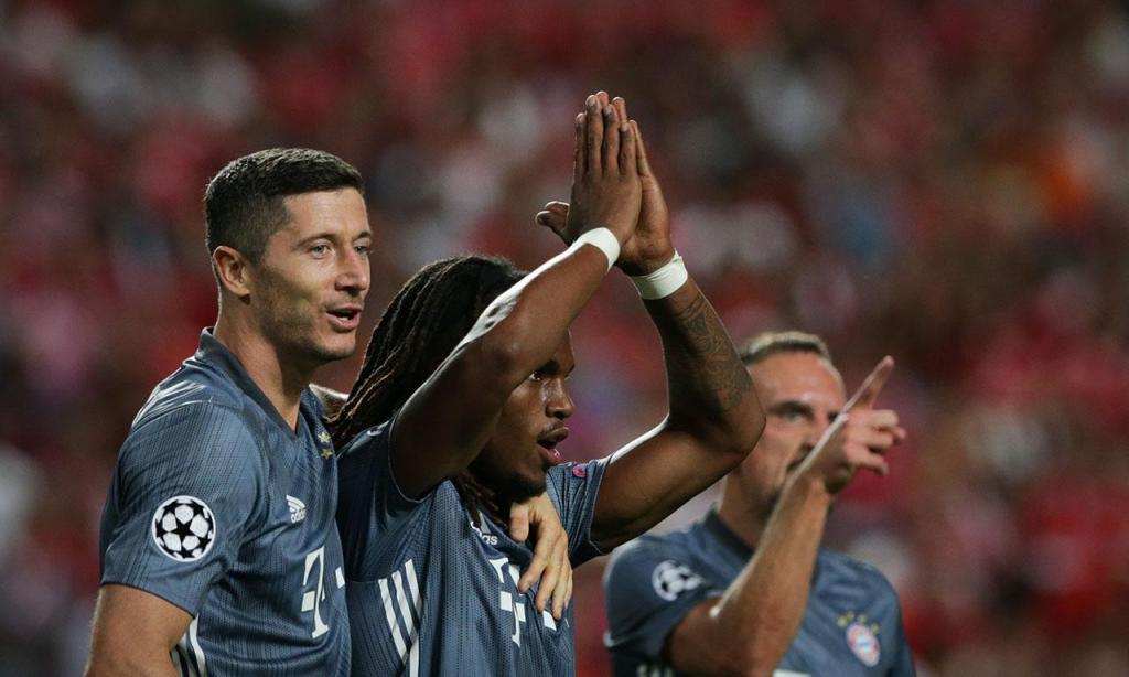 Benfica-Bayern Munique