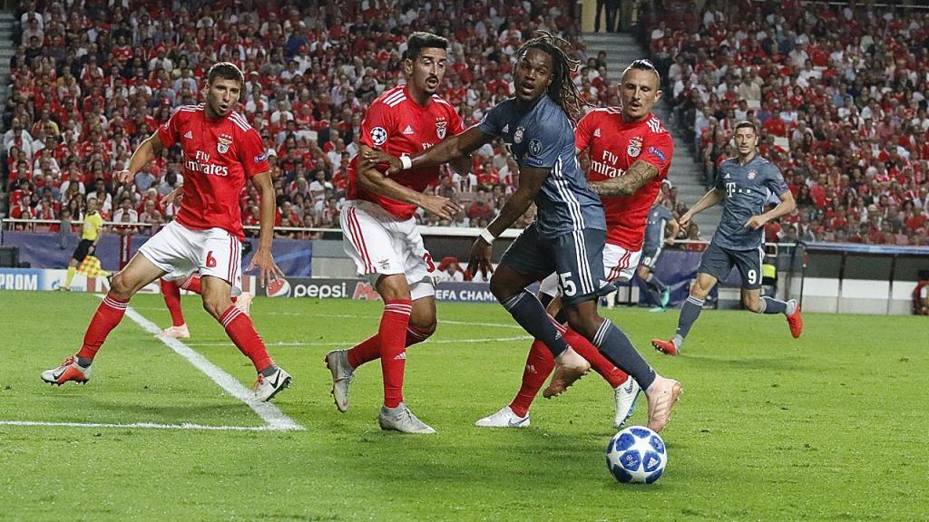 Champions: Benfica-Bayern (0-2) - Os encarnados entraram a perder na Liga dos Campeões, uma noite que fica marcada por um golo e um pedido de desculpas de Renato Sanches.