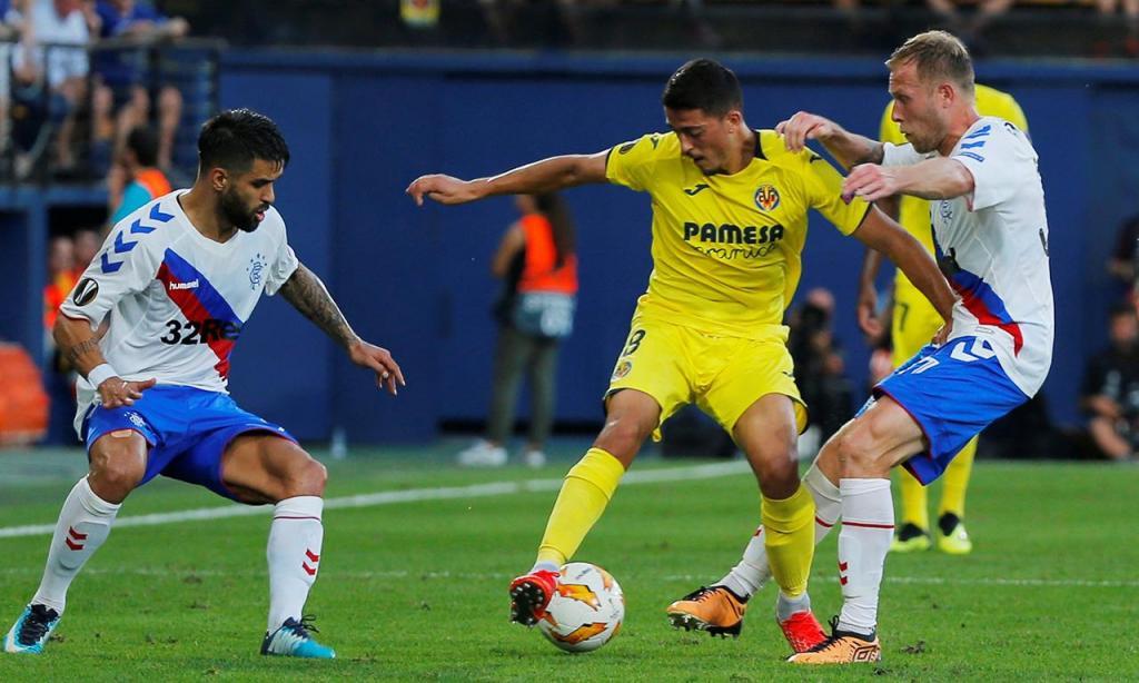 Villarreal-Rangers