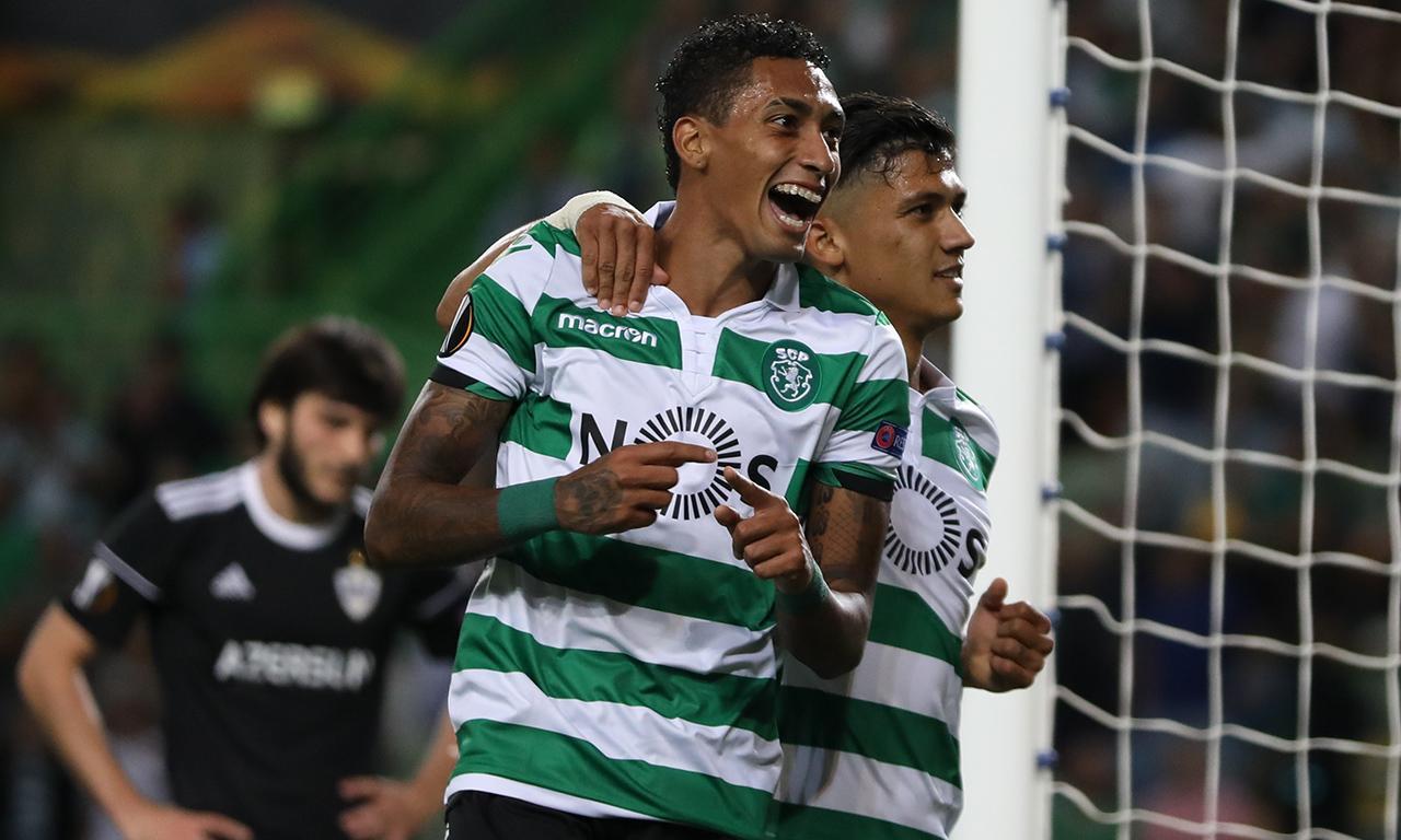 b098b4bb9a Sporting gastou cerca de 20 milhões de euros em reforços ...