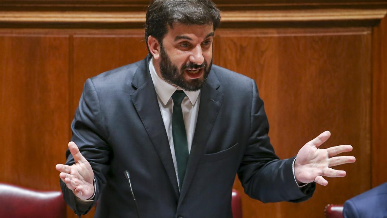 Tiago Brandão Rodrigues - Ministro da Educação