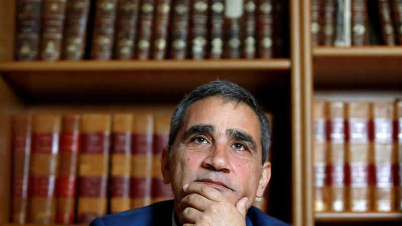Manuel Soares, presidente da Associação Sindical dos Juízes Portugueses