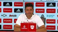 Rui Vitória explica o que gosta em Jardel e André Almeida