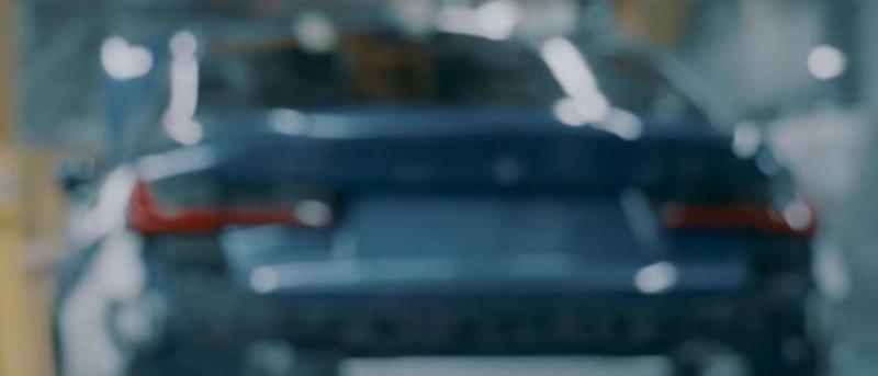 BMW Série 3 (reprodução YouTube BMW)