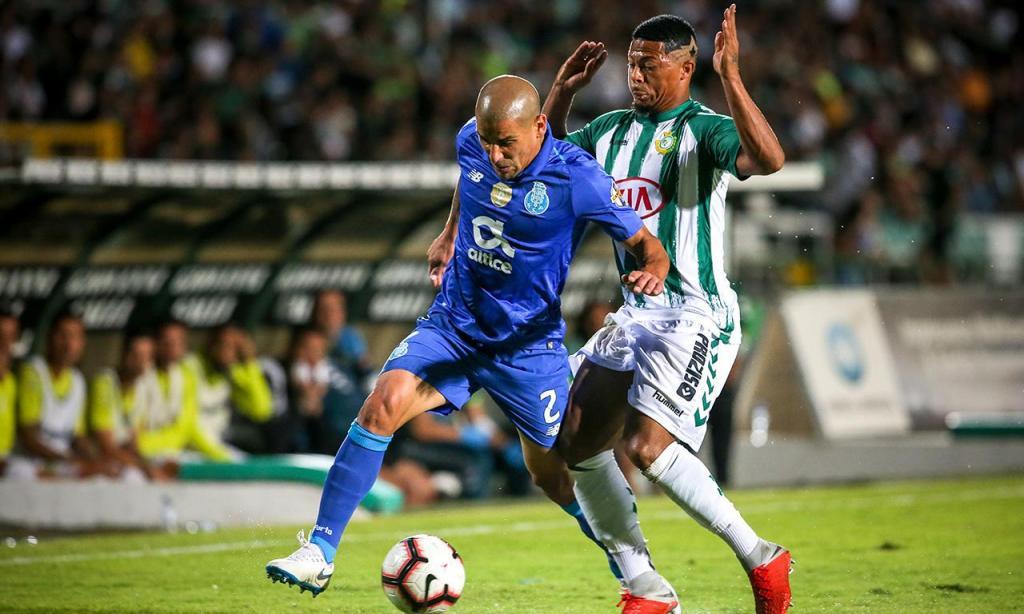 Vitória Setúbal-FC Porto