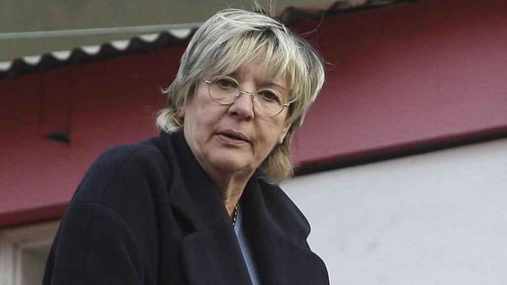 Manuela Novais, conhecida como