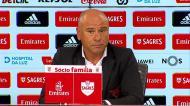 José Mota: «Não faltam adjetivos para elogiar a equipa do Benfica»