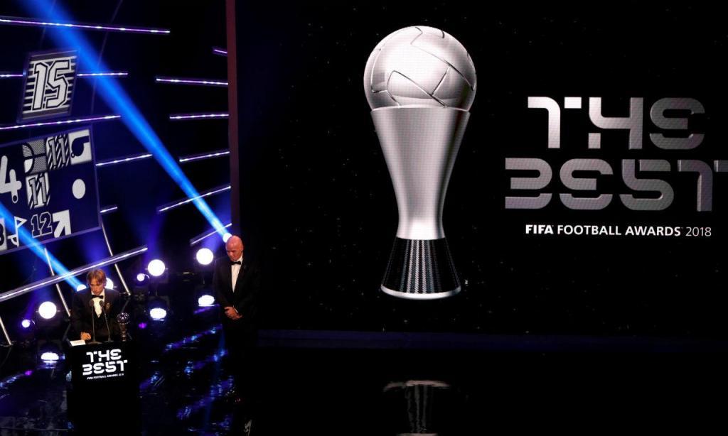 FIFA: Modric melhor do mundo