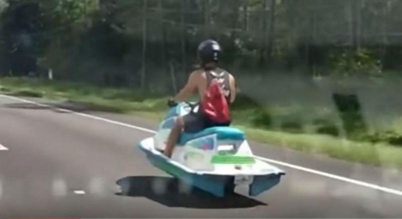 Jet Ski Scooter