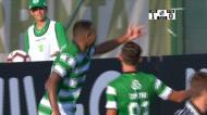 Liga Revelação: Marco Túlio faz o 2-0 para o Sporting