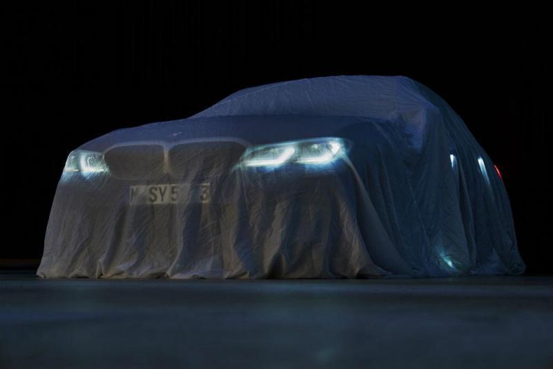 BMW Série 3 Sedan