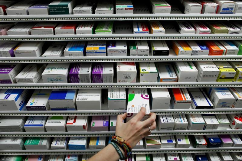 Farmácia (arquivo)
