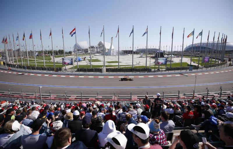 GP da Rússia de F1 (Reuters)