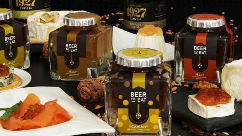 "Projeto ""Beer to eat"" foi desenvolvido pela empresa flaviense Sapientia Romana"