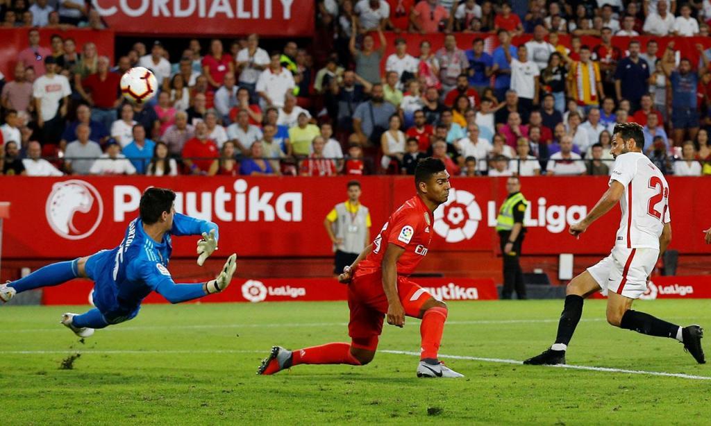 Sevilha-Real Madrid