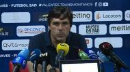Daniel Ramos e as queixas do Benfica sobre a arbitragem