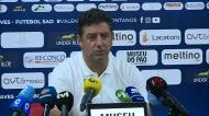 A análise de Rui Vitória ao Desp. Chaves-Benfica