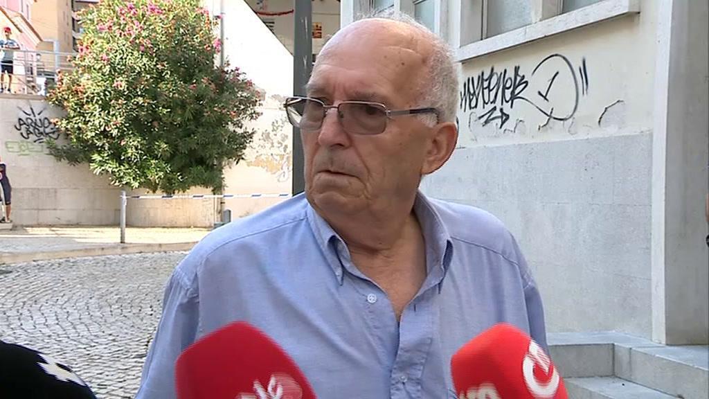 Pai de Rosa Grilo: