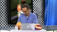 Equipamentos míticos: Ribeiro trouxe o Barça e as alterações no emblema