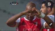Wilson Eduardo marca para o Sp. Braga