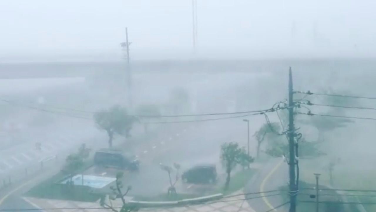 Tufão Trami