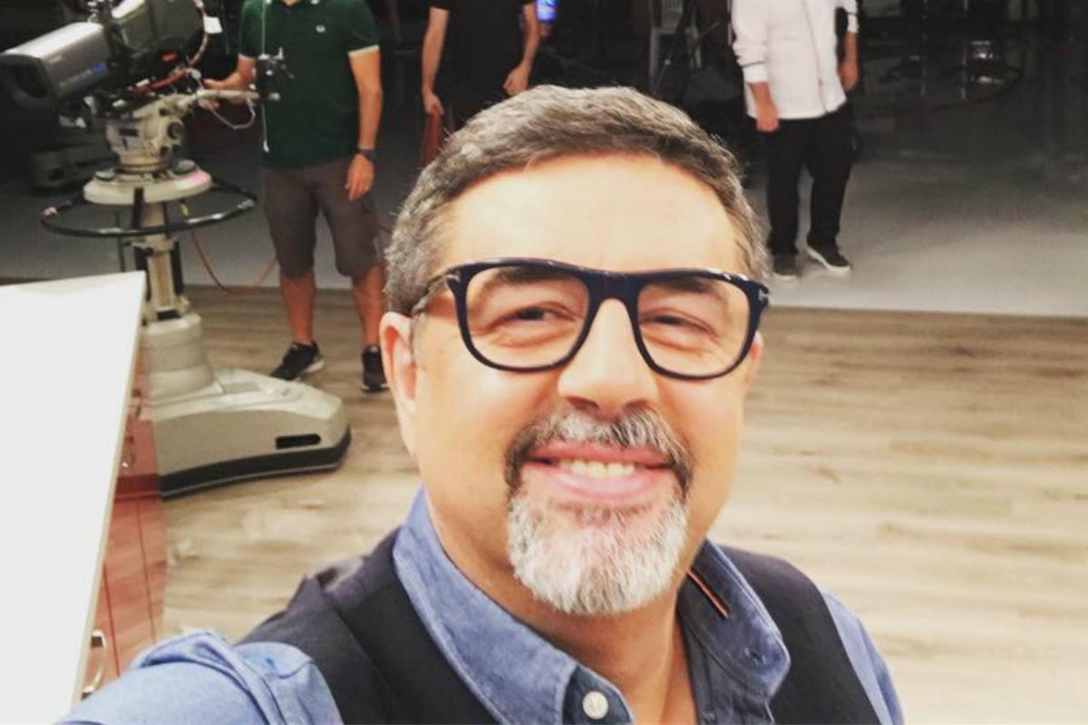 José Carlos Malato na Selfie