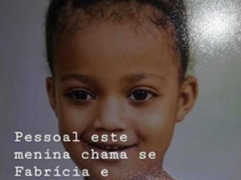 Menina desaparecida em São João do Estoril