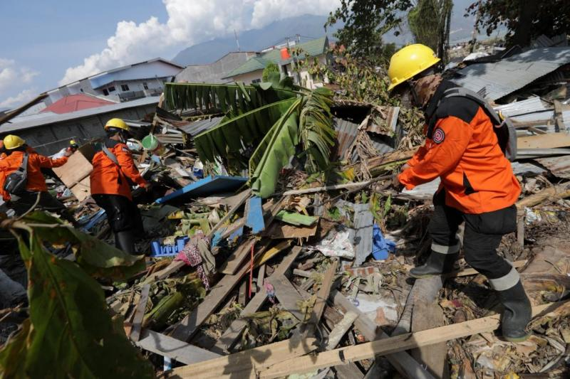 Depois do tsunami