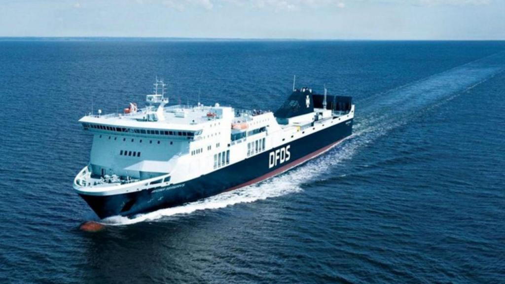 Ferry Regina Seaways