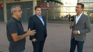 Paulo Catarro e Diamantino Miranda fazem antevisão ao AEK - Benfica