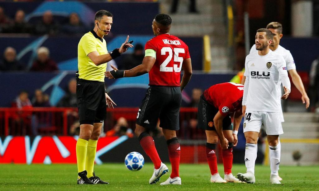 Manchester United-Valência
