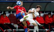 CSKA Moscovo-Real Madrid