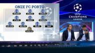 A análise ao onze inicial do FC Porto por Pedro Barbosa, Nuno Gomes e Dani