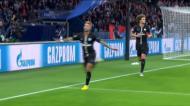 Mbappé assiste Neymar que bisa em dois minutos