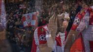 Marko Marin faz o golo de honra do Estrela Vermelha em Paris