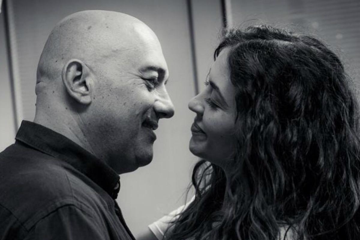 José Raposo e Sara Barradas na Selfie