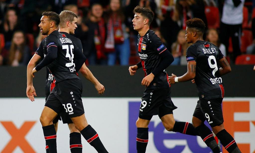 Leverkusen-AEK Larnaca